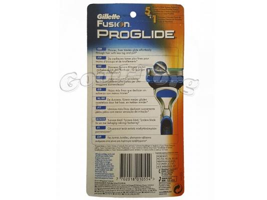 Станок Gillette Fusion PROGLIDE