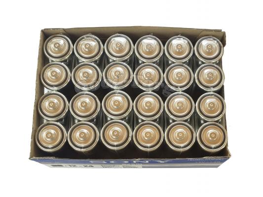 Батарейка Sony, D R20, 24 шт.