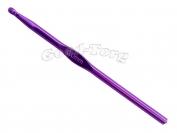 Крючок для вязания алюминиевый 6.0 мм 1 уп. = 5 шт.