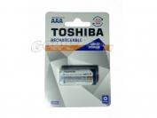Батарейка Yokohama микропалец  аккумулятор 1050 mAh на блисторе 4 шт.