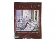 Постельное белье VILUTA N25, полуторный (Пододеяльник 1 шт. 215х145 см. Простыня 1 шт. 220х150 см. Наволочка 2 шт. 70х70 см.)