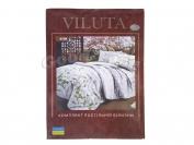 Постельное белье VILUTA N15, полуторный (Пододеяльник 1 шт. 215х145 см. Простыня 1 шт. 220х150 см. Наволочка 2 шт. 70х70 см.)