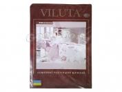 Постельное белье VILUTA N4, полуторный (Пододеяльник 1 шт. 215х145 см. Простыня 1 шт. 220х150 см. Наволочка 2 шт. 70х70 см.)