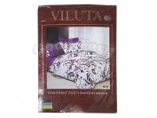 Постельное белье VILUTA N3, полуторный (Пододеяльник 1 шт. 215х145 см. Простыня 1 шт. 220х150 см. Наволочка 2 шт. 70х70 см.)