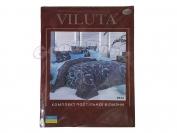 Постельное белье VILUTA N13, полуторный (Пододеяльник 1 шт. 215х145 см. Простыня 1 шт. 220х150 см. Наволочка 2 шт. 70х70 см.)