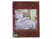 Постельное белье VILUTA N21, полуторный (Пододеяльник 1 шт. 215х145 см. Простыня 1 шт. 220х150 см. Наволочка 2 шт. 70х70 см.)