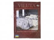 Постельное белье VILUTA N7, полуторный (Пододеяльник 1 шт. 215х145 см. Простыня 1 шт. 220х150 см. Наволочка 2 шт. 70х70 см.)