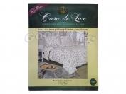 Постельное белье Casa de Lux (зеленая упаковка) N5, евро (Пододеяльник 1 шт. 220х200 см. Простыня 1 шт. 220х200 см. Наволочка 2 шт. 70х70 см.)