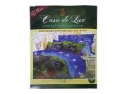 Постельное белье Casa de Lux (зеленая упаковка) N17, евро (Пододеяльник 1 шт. 220х200 см. Простыня 1 шт. 220х200 см. Наволочка 2 шт. 70х70 см.)