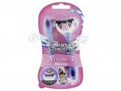 Одноразовый станок WILKINSON SWORD XTREME 3 Beauty  женский 1 уп. = 4 шт. (Германия)