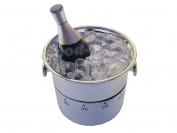 Таймер ведро с шампанским