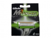Gillette M 3 Power  1 уп = 4 шт.