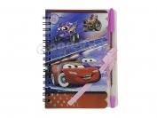 Блокнот на пружине с ручкой картинки для мальчиков (картинки в ассортименте)