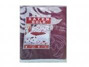 Постельное белье арт.3 Сатин Голд двойка (Пододеяльник 1 шт. 215х175 см. Простыня 1 шт. 215х175 см. Наволочка 2 шт. 70х70 см.)