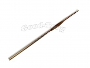 Крючок односторонний металл. 2.0  мм 1 уп. = 10 шт.