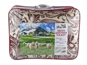 Одеяло меховое размер 1.5 × 2.1 м (цвета в ассортименте)