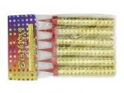 Свечи фейерверк 12 см. 1 уп. = 6 шт.