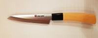 Нож деревянная ручка средний E-12  - 24 см.