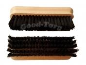 Щетка обувная - одежная, деревянная, черная , 140 мм.