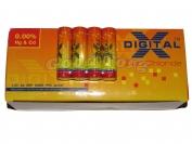 Батарейка Digital, AA R6P, палец, 60 шт.