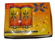 Батарейка Digital, D R20R, большая, 12 шт.
