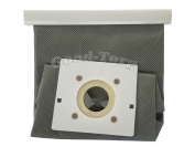 Мешок для пылесосов серый (универсальный - многоразовый)-качественный 19х19; вверх10x10.5