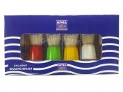 Помазок MIVEA MEN- фиолетовая пачка 6 шт (продажа пачкой)