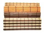 Подгорячее бамбуковая скатерть арт. А8   д 38см. ш 28см.