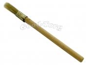 Кисть круглая, №10, 18*1 см, деревянная ручка 1 пач. = 5 шт.