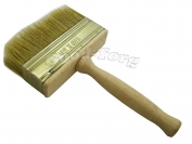 Макловица 30/110 мм, 20*11*3 см, натуральная щетина, деревянная ручка
