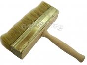 Макловица 50/180 мм, 20,5*18*5 см, натуральная щетина, деревянная ручка
